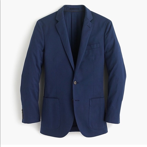 J. Crew Other - J. Crew Spring/Summer Cotton Ludlow blazer